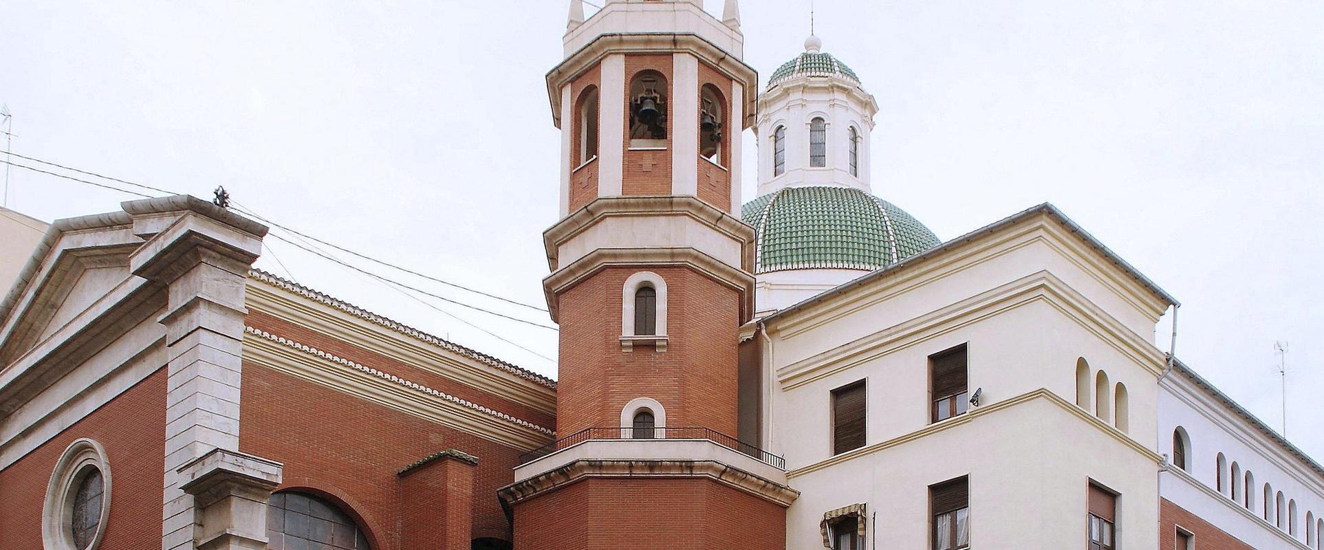 Parroquia santo ngel custodio for Horario oficina correos valencia